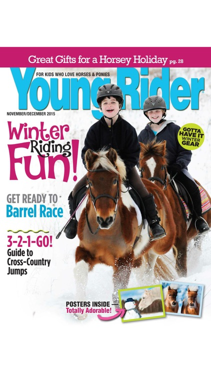 Young Rider magazine screenshot-0