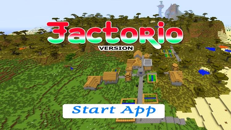 Great App for Factorio version