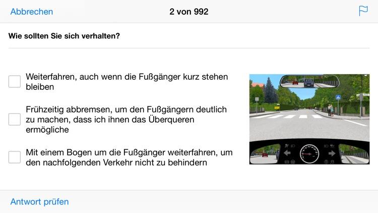 Führerschein-Trainer Lite screenshot-0