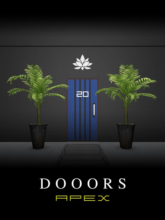 脱出ゲーム DOOORS APEXのおすすめ画像1