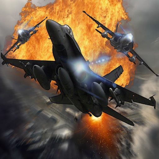 Bumpy Flight Aircraft - Amazing Fly Addictive Airforce