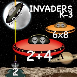 Arithmetic Invaders Express: Grade K-3 Math Facts