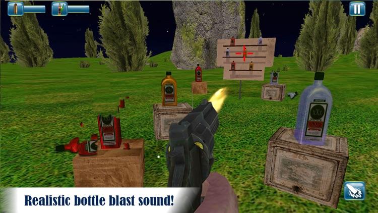 Bottle Shooting Expert 3D screenshot-3