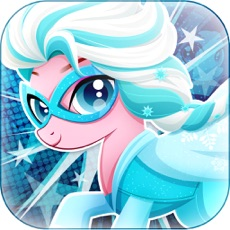 Activities of Super Pony Hero Girl – My Little Princess Pony Dress up Games for Free