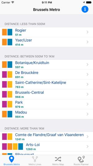 Paris Rome Prague Brussel Vienna Metro Map On The App Store