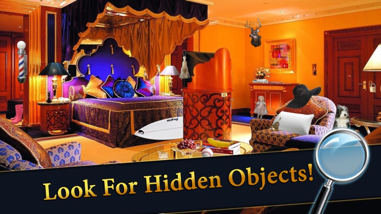 Hidden Object Game: Blackstone