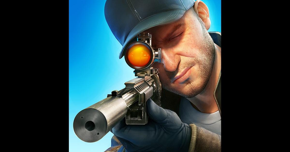 Sniper 3d assassin meilleurs jeux de tir gratuit dans l for Meilleur 3d