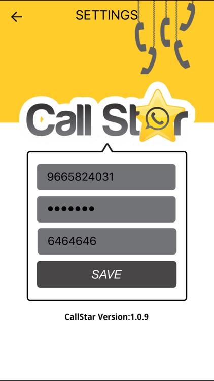 Call-Star screenshot-4