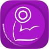 7分ダンベルワークアウト 完全なスクワット運動療法の挑戦 - iPhoneアプリ