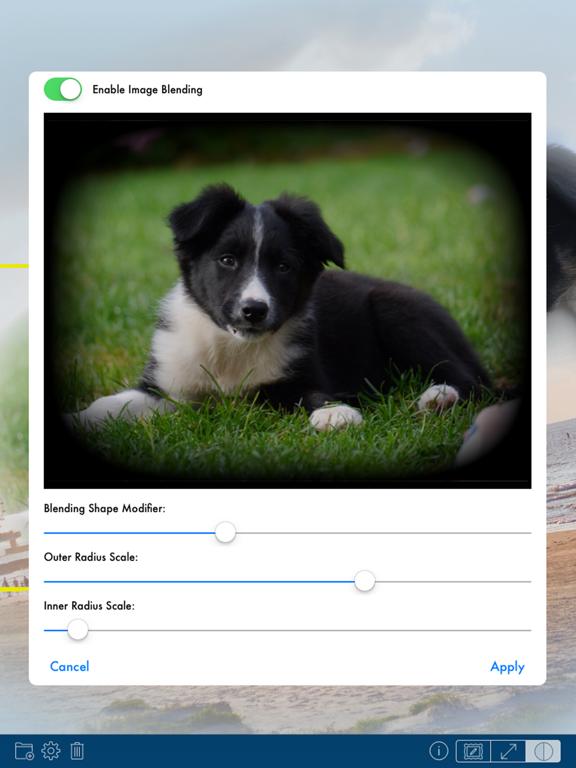 Screenshot #5 pour PhotoTangler Collage Maker