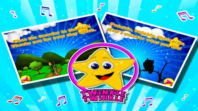 Kids Song Collection - Playful Nursery Rhymes Screenshot