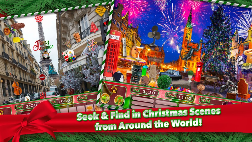 Hidden Objects Christmas Magic Winter Holiday Time hack tool