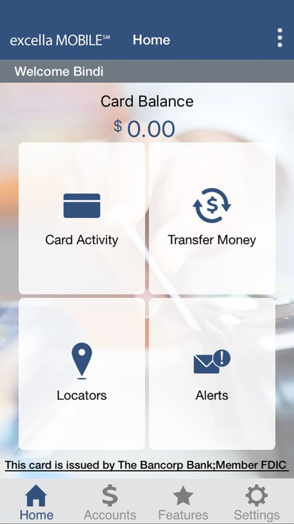 excella Card Services by excella MOBILE