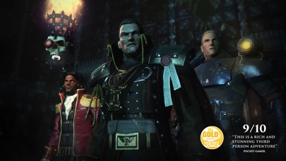 Screenshot from Eisenhorn: XENOS