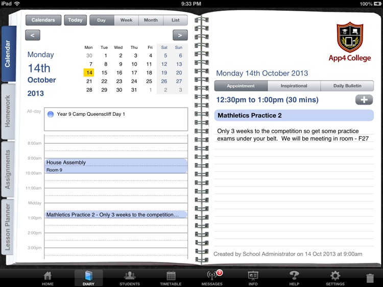 App4 Teachers screenshot-1