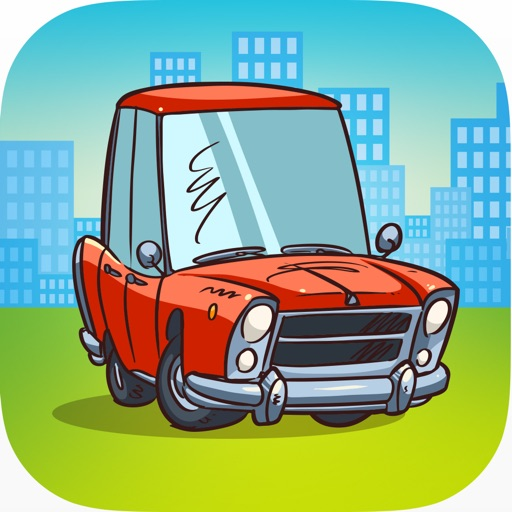 Vehicles, Trucks and Cars : Free Matching Game