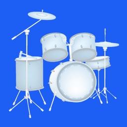 Drum Beats Metronome - drum loop adjustable BPM