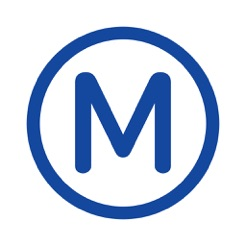 Paris Metro RER & fline Map on the App Store