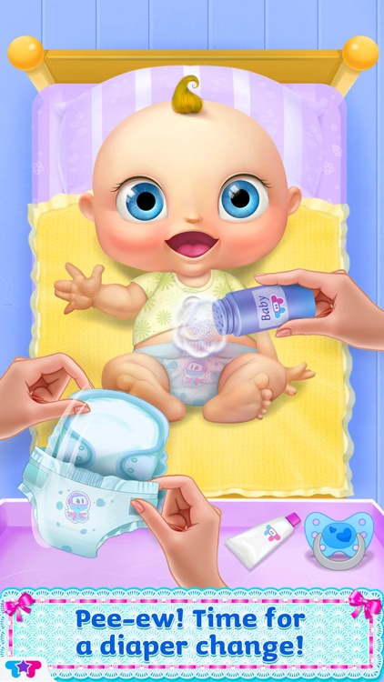 My Newborn Baby - Mommy & Baby Care screenshot-3
