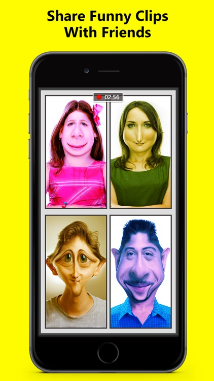 Face Filters For Snapchat, Video Effects & Lens.es screenshot-4