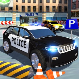 Extreme Police Car Parking 3D