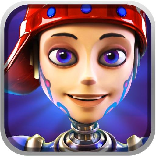 Робики: миссия КСУ - физическая игра - головоломка по мотивам популярного мультфильма. Интересные конструкции, много экшена и веселья!