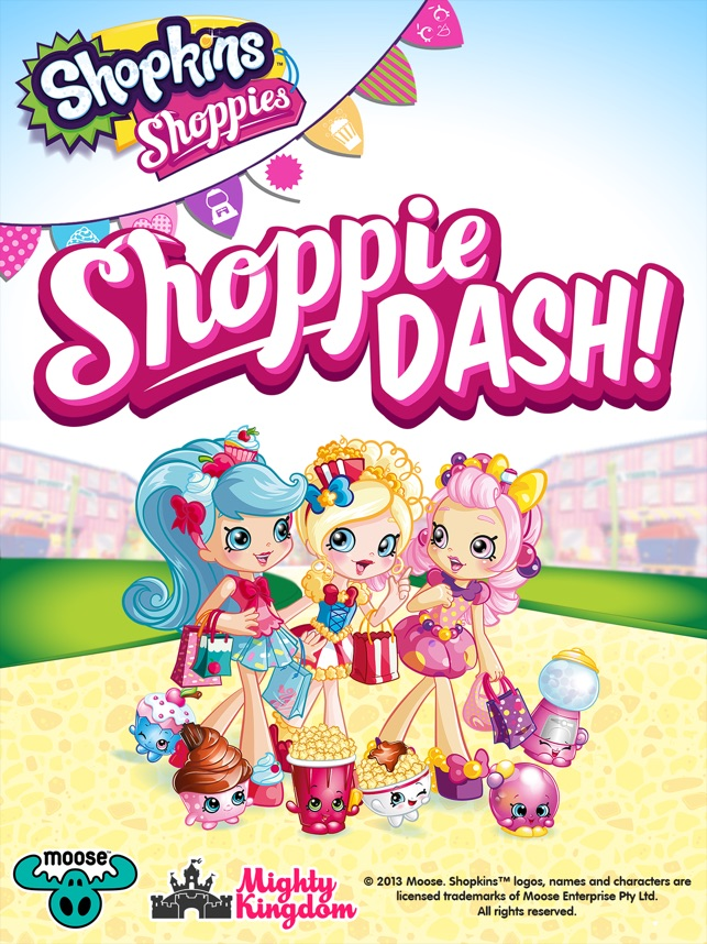Shopkins: Shoppie Dash! On The App Store