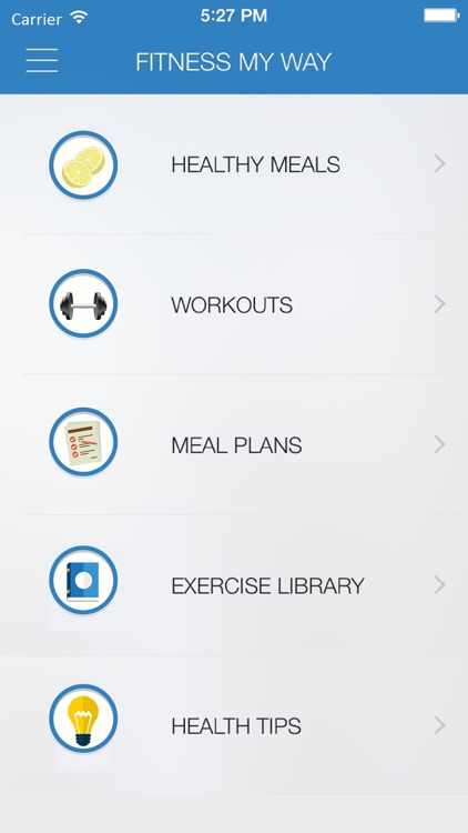 Fitness My Way - Weight Loss Workouts