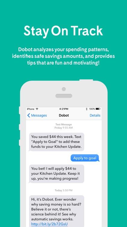Dobot - Save Money. Reach Your Goals.