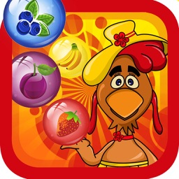 Bubble Shooter Farm Trouble Classic Bubble Shooter