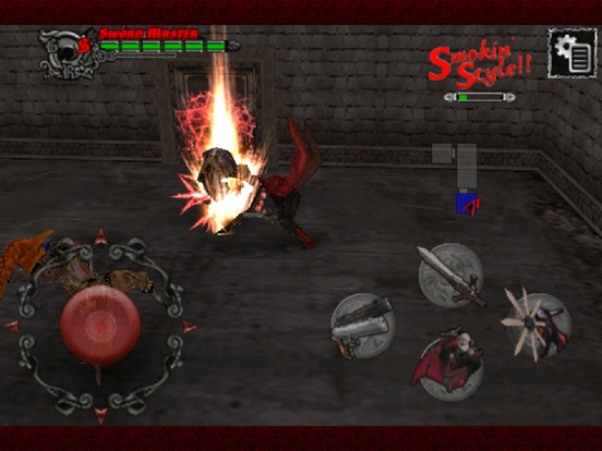 Devil May Cry 4 refrain Screenshot