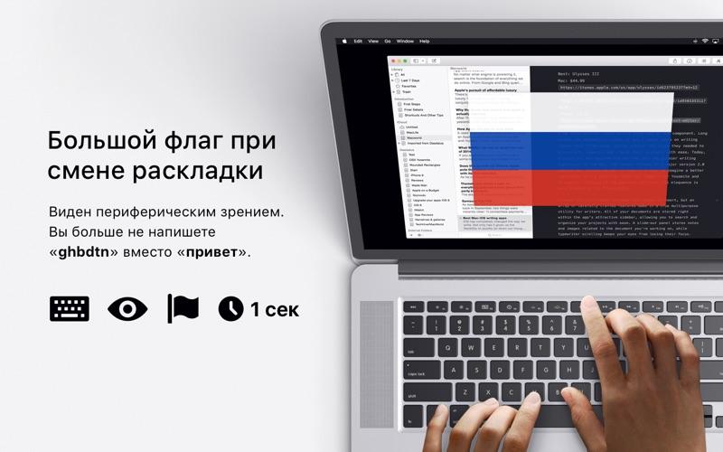 FlagSwitcher скриншот программы 1