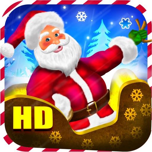 Santa Claus Christmas Presents House