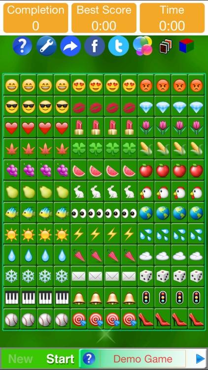 Emoji Solitaire screenshot-0