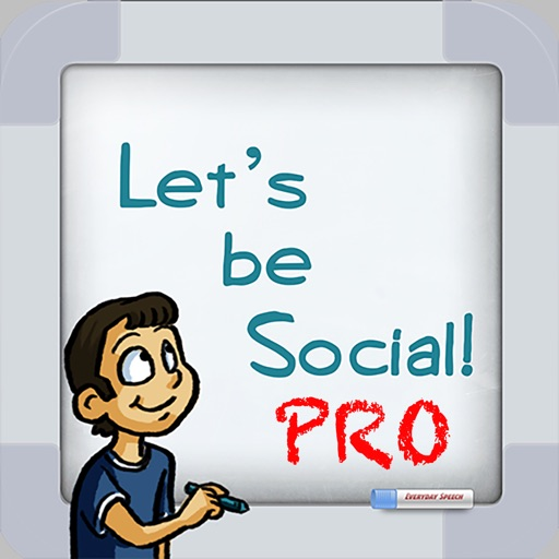 Let's be Social PRO: Social Skills Development