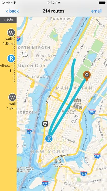 New York City Subway Travel