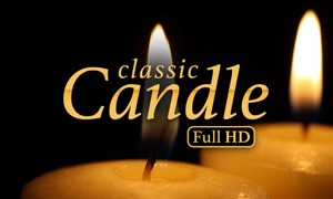 classic Candle - cozy candlelight for romantic nights