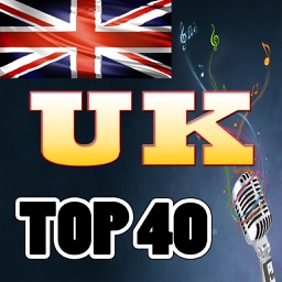 UK - Top 40 Radio Stations ( Top 40 Music Hits )