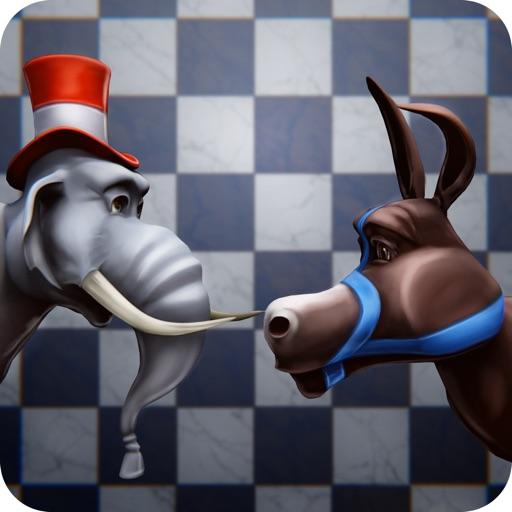 Political Chess 3D