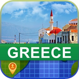Offline Greece Map - World Offline Maps
