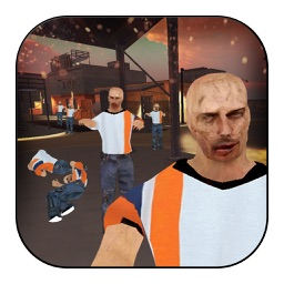 Zombie Sniper Shoot-Commando Front Call of Zombies