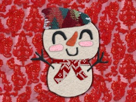 Awesome Craft Christmas Stickers