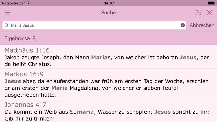 Die Luther Frauen-Bibel. The Women's Audio Bible in German screenshot-3