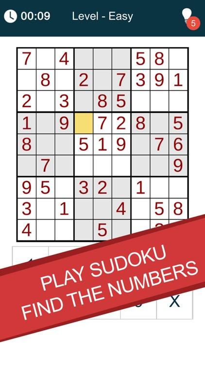 Sudoku - Numbers Puzzle screenshot-0