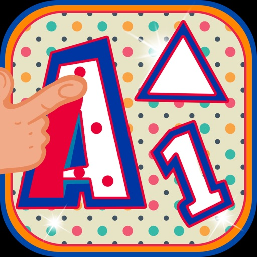 ABC Tracer - 123 Number, Shapes tracing & Drawing iOS App