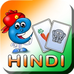 Learn Hindi - Baby Flash Cards