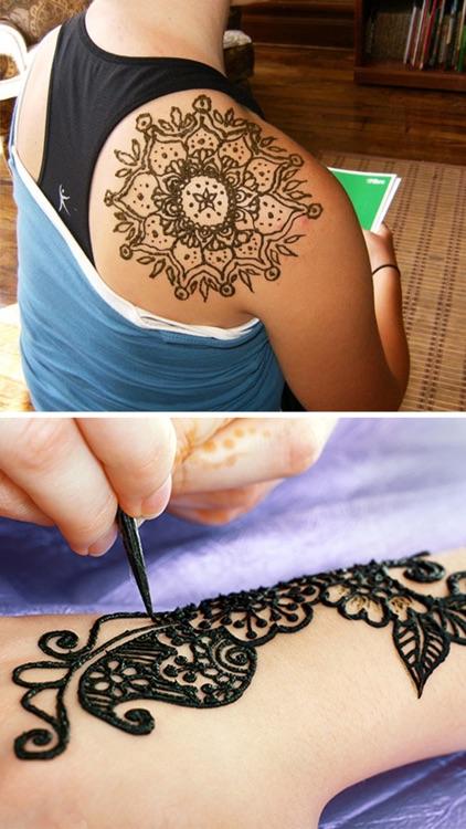 Henna Tattoo Designs Ideas - Arabic Mehndi Idea! screenshot-4