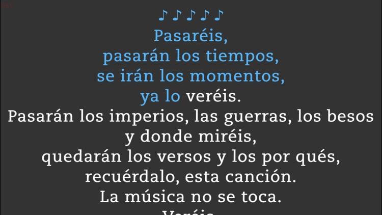 Alejandro Sanz LMNST Karaoke screenshot-3
