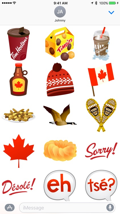 Tims Stickers screenshot-3
