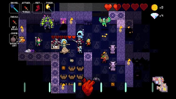 Crypt of the NecroDancer Pocket Edition screenshot-3